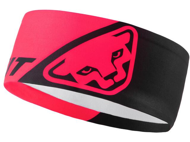 Dynafit Speed Reflective Bandeau, pink glo